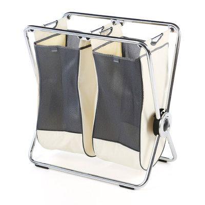 Simplehuman Double Laundry Hamper Allmodern