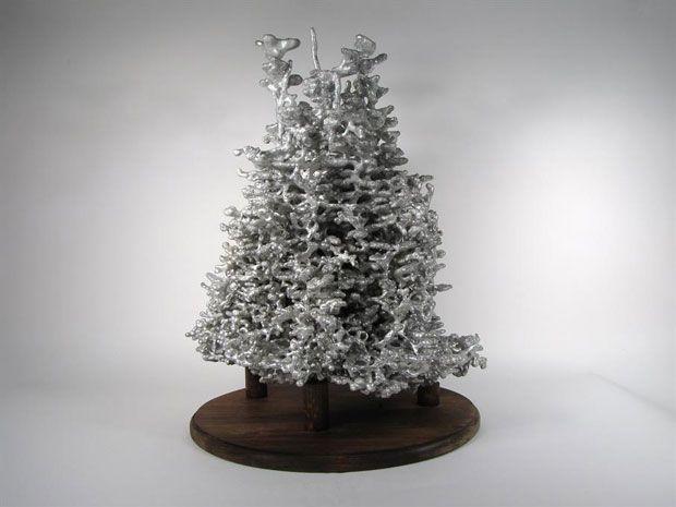 Anthill Art – Ant Colony Aluminum Molds (Video) | Art | Ant