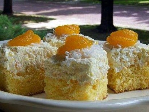 This Hawaiian dream cake is melt in your mouth delicious. I'ts delicious flavor is just indescribable. Enjoy!
