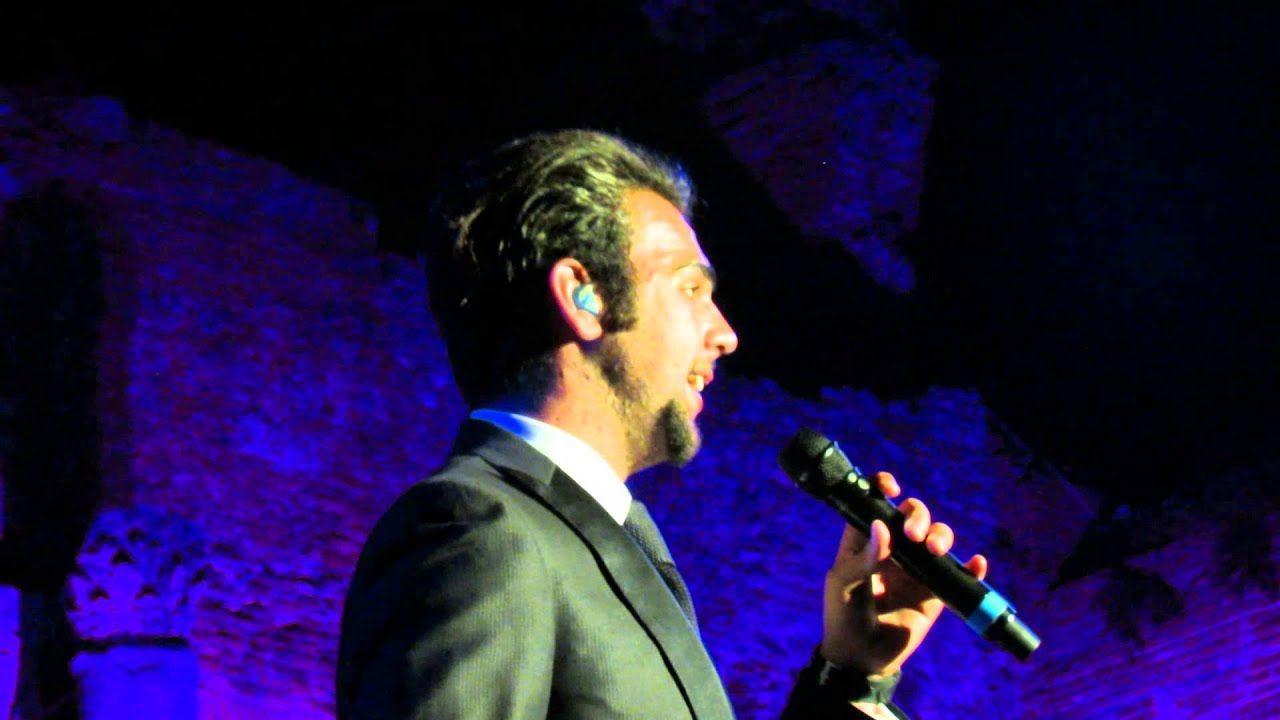 Quando L Amore Diventa Poesia Demis Roussos Il Volo Taormina 20 07 2014 Ignazio Boschetto Quando L Amore Diventa P Musica Romantica Canciones Musica