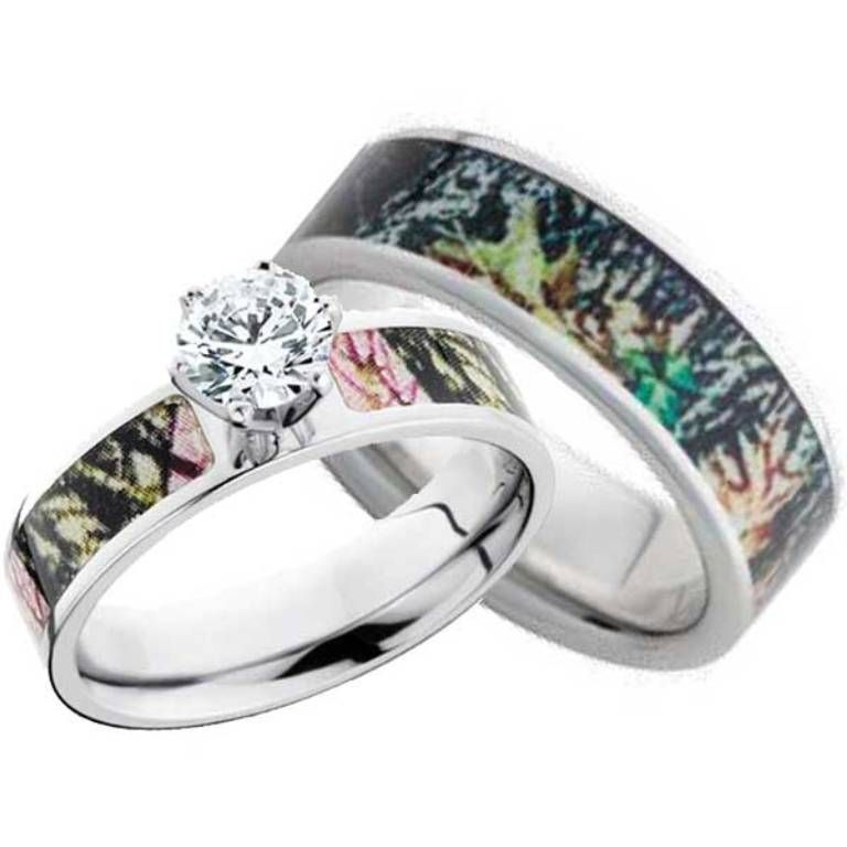 Wedding Rings Sets for Him and Her Ideas Modern Wedding Rings