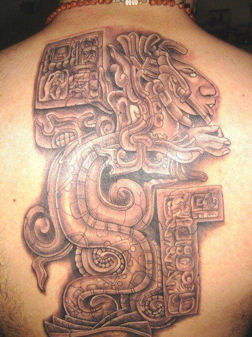 aztec tribal tattoos on pinterest inca tattoo aztec tattoo designs and tribal sleeve tattoos. Black Bedroom Furniture Sets. Home Design Ideas
