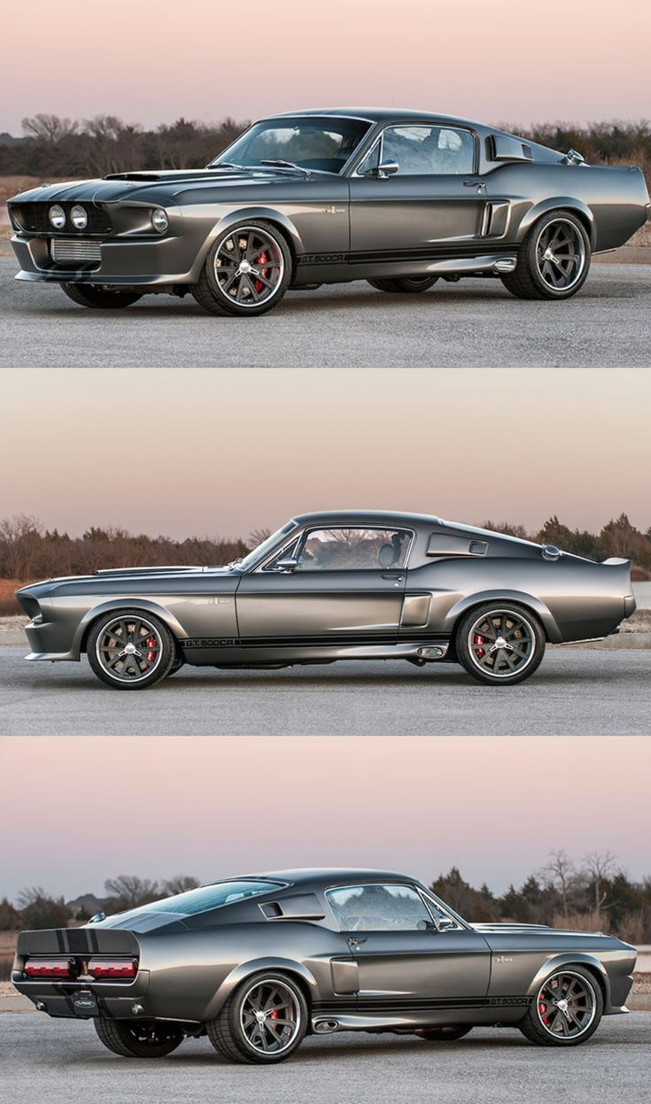"""This is Why The Shelby GT500 """"Eleanor"""" Is A Legendary Muscle Automobile – #car #…"""