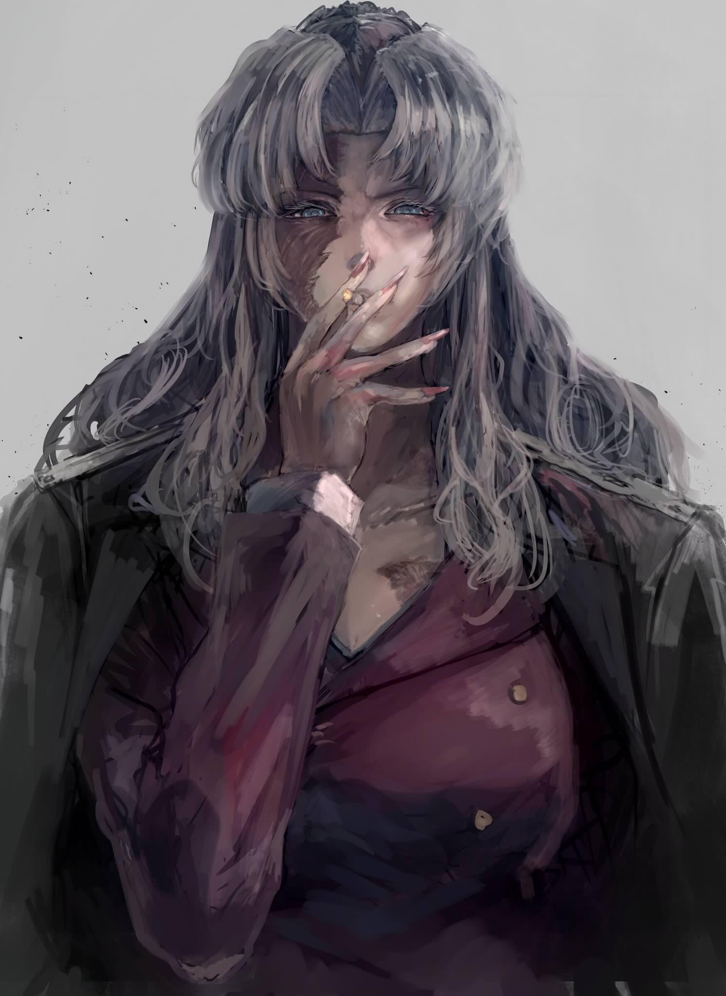 Pin by Richter on fantasy art Black lagoon anime