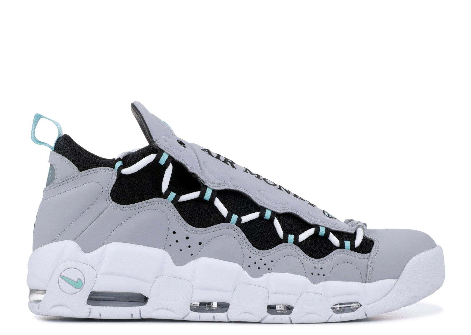 Air More Money Nike AJ2998 003 wolf grey/island