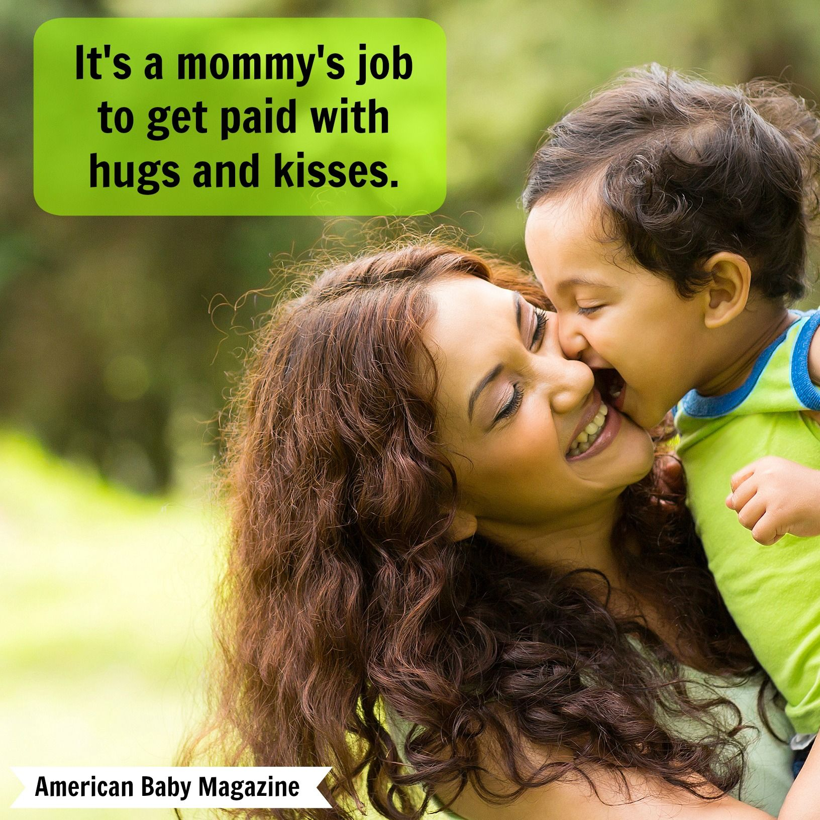 American Baby Magazine Parenting Quotes To Live By Parenting