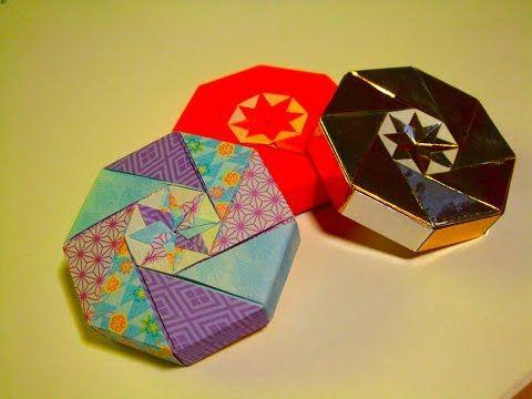 fabric box tutorial youtube
