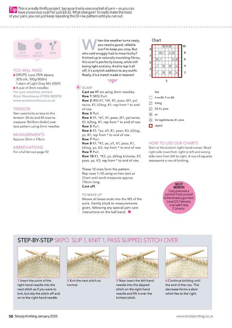 Simply Knitting Issue 128 2015 - 壹一 - 壹一的博客