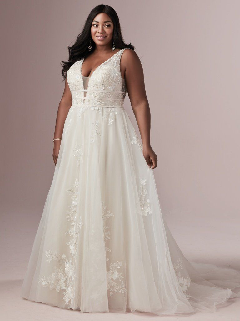 Raelynn Lynette By Rebecca Ingram Wedding Dresses And Accessories A Line Bridal Gowns Wedding Dresses Bridal Gowns [ 1024 x 768 Pixel ]