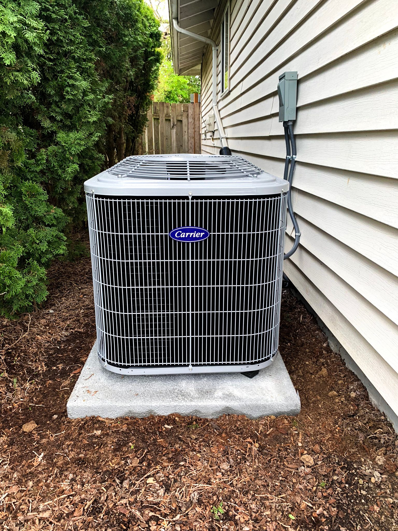 We Recently Installed This Heat Pump In A Home Call Us Today To