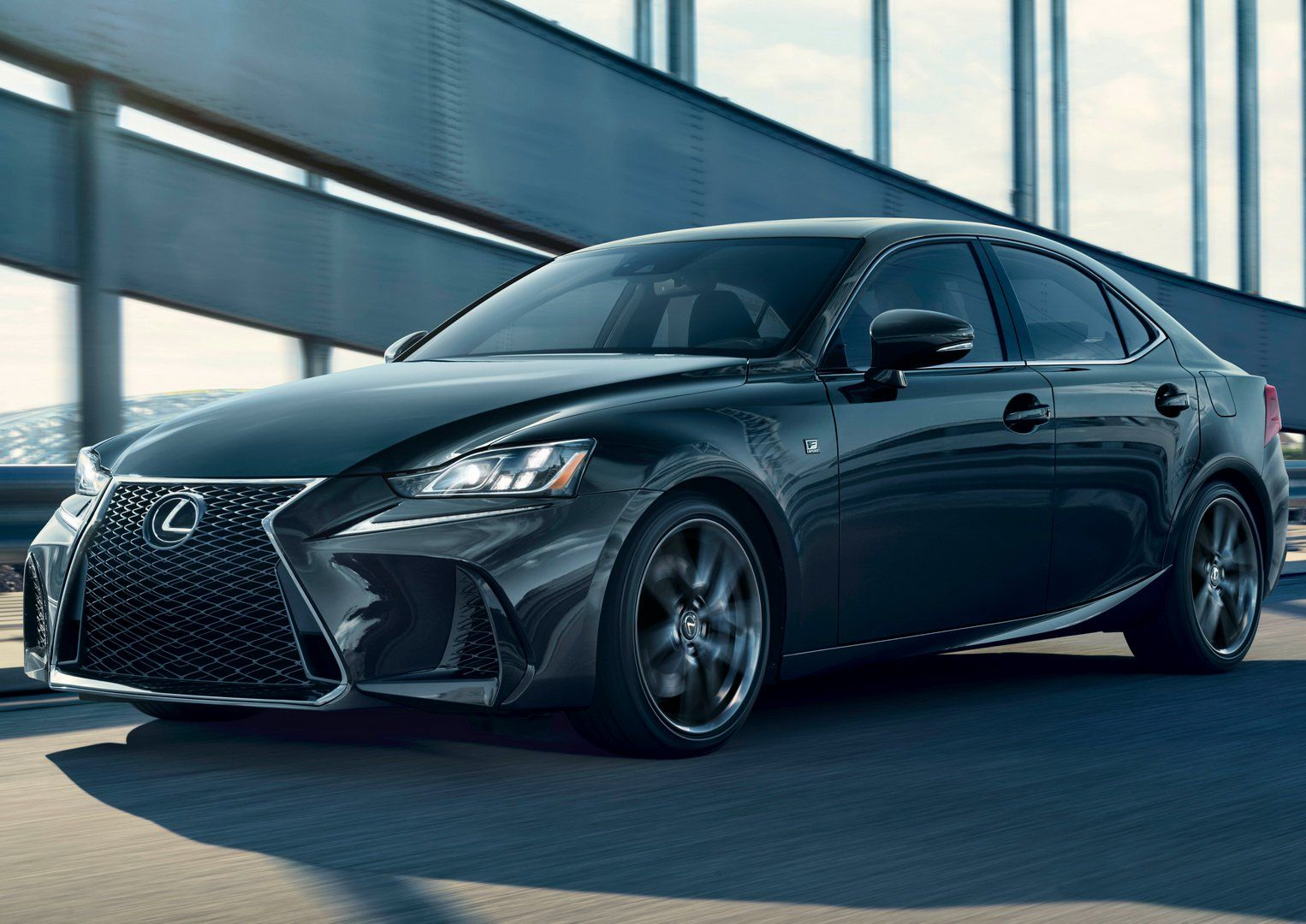 Lexus has introduced the 2019 Lexus IS 300 F Sport Black
