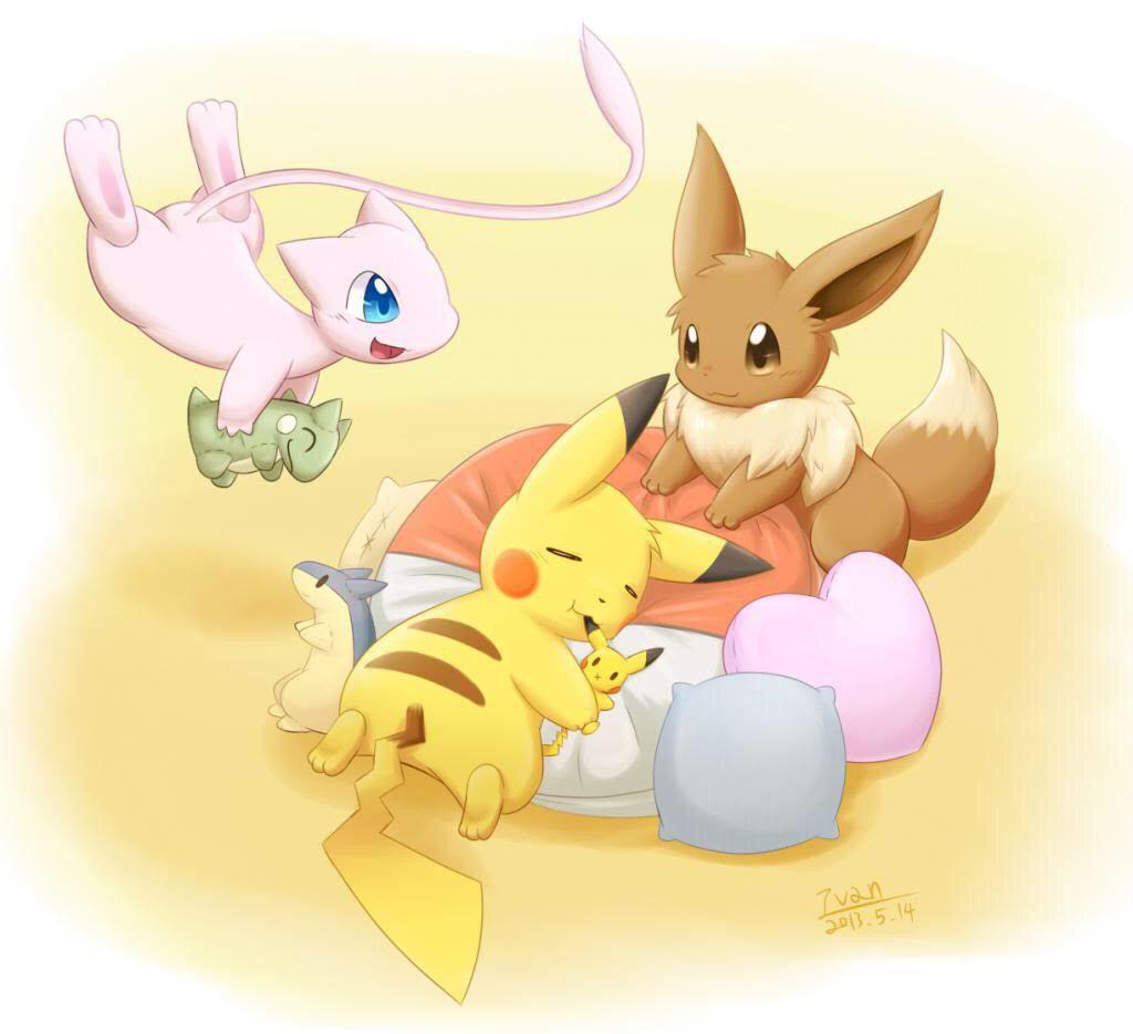 Pokémon · Pikachu