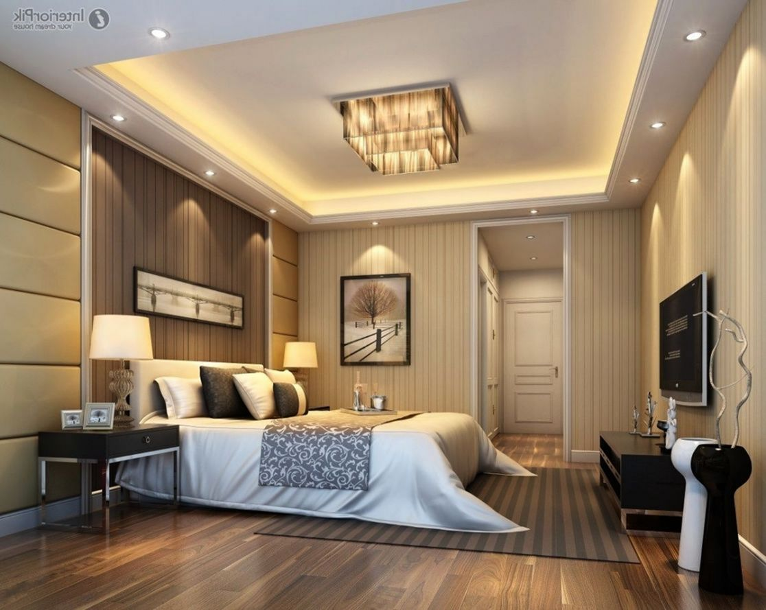 20 Beautiful And Comfortable Modern Style Bedroom Designs