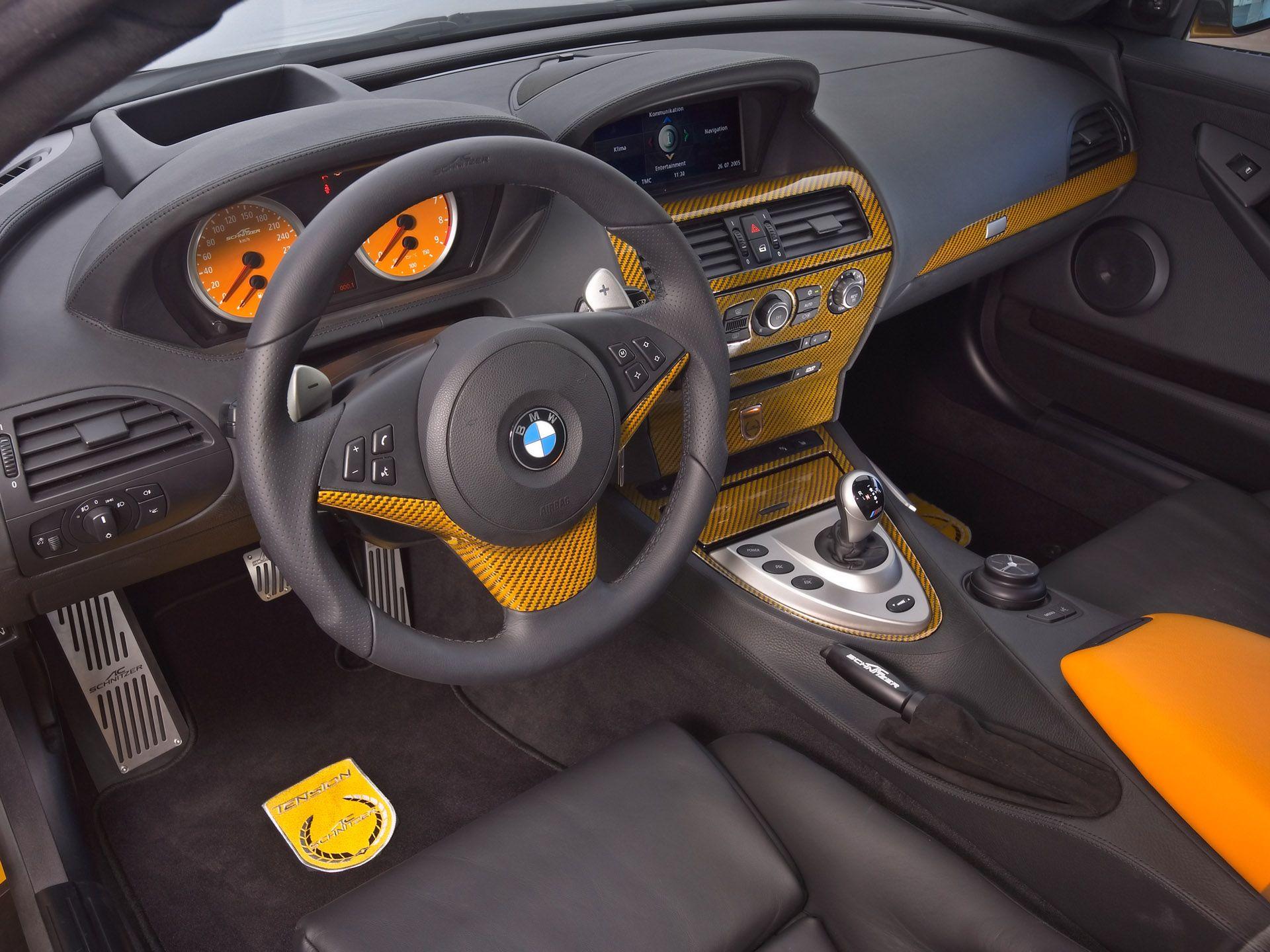 2005 AC Schnitzer TENSION   AC Schnitzer   Pinterest   Bmw m6 and BMW