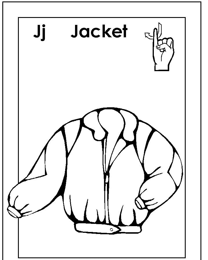 Asl For J Coloring Page J Coloring Pages Coloring Pages Alphabet Coloring Pages Kindergartenworksheets asl coloring pages p