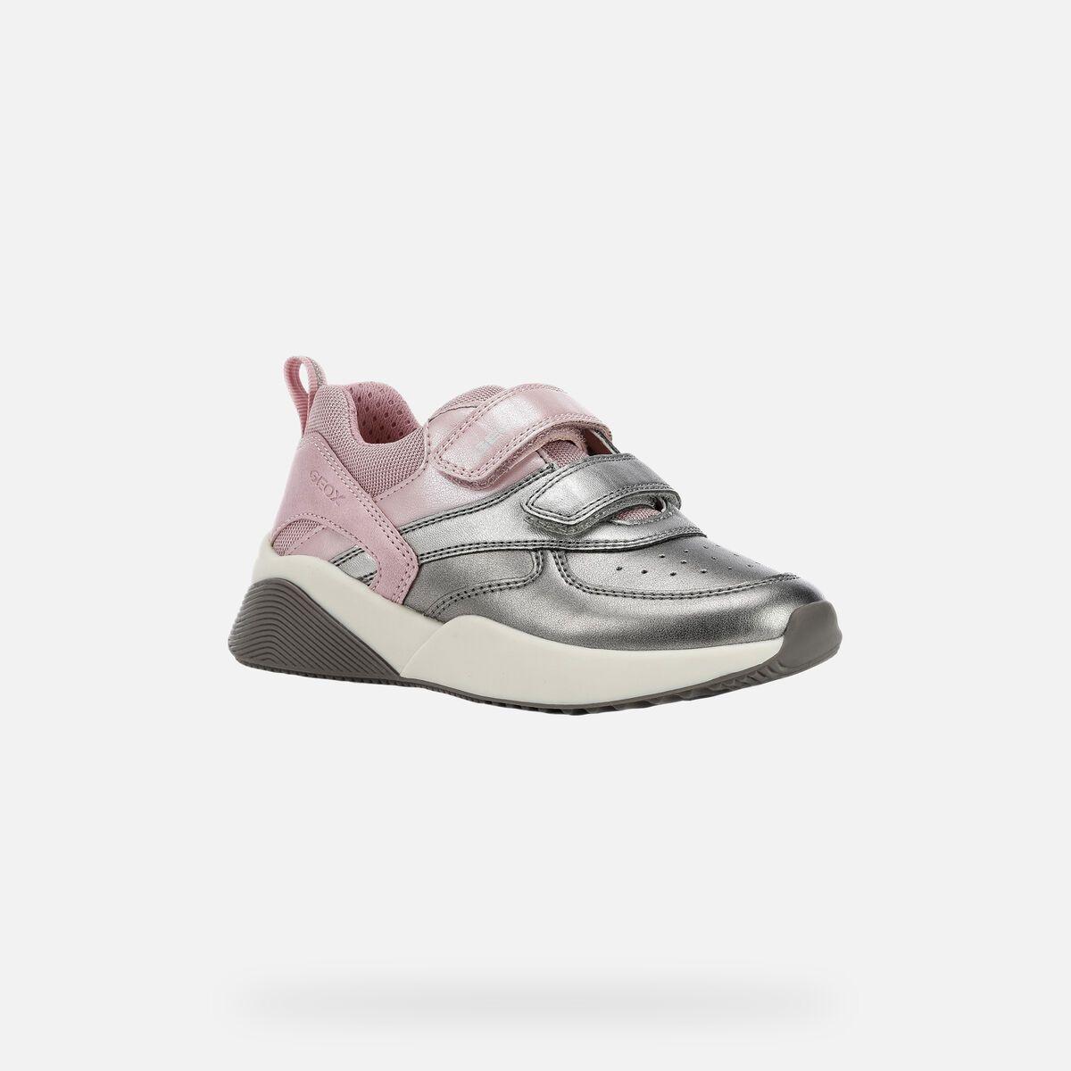 letra Dormitorio En necesidad de  J SINEAD Sneakers Bajas Violeta de Bebés | Geox® Sitio Oficial | Zapatillas  de niñas, Zapatos para niñas, Calzado niños