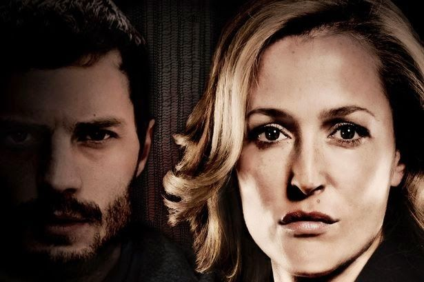 "Jamie on being Paul Spector: ""When it was appropriate, I would make someone laugh….I've got a ligature around my victim's neck & I'm pretending to squeeze with all my life. She's foaming at the mouth, my sweat's dripping in her eyes, I'm watching her die & her eyes are bulging. After (those scenes), when they'd say, 'Cut!' (I'd say) 'Oh my God I'm so sorry. I'm going to untie your feet here. Is that OK?' Because I am not that guy. I did my best to slip out of it as soon as 'cut' was called."""
