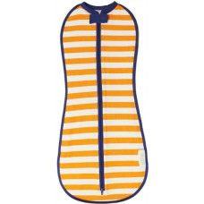 Woombie Orginal kapalo - Oranssit raidat Nukkuminen