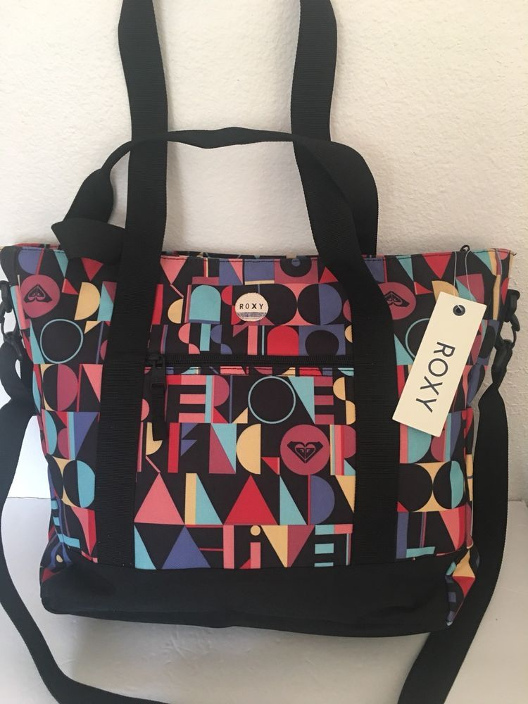 Roxy Messenger Organizer Bag Crossbody Designer Fashion