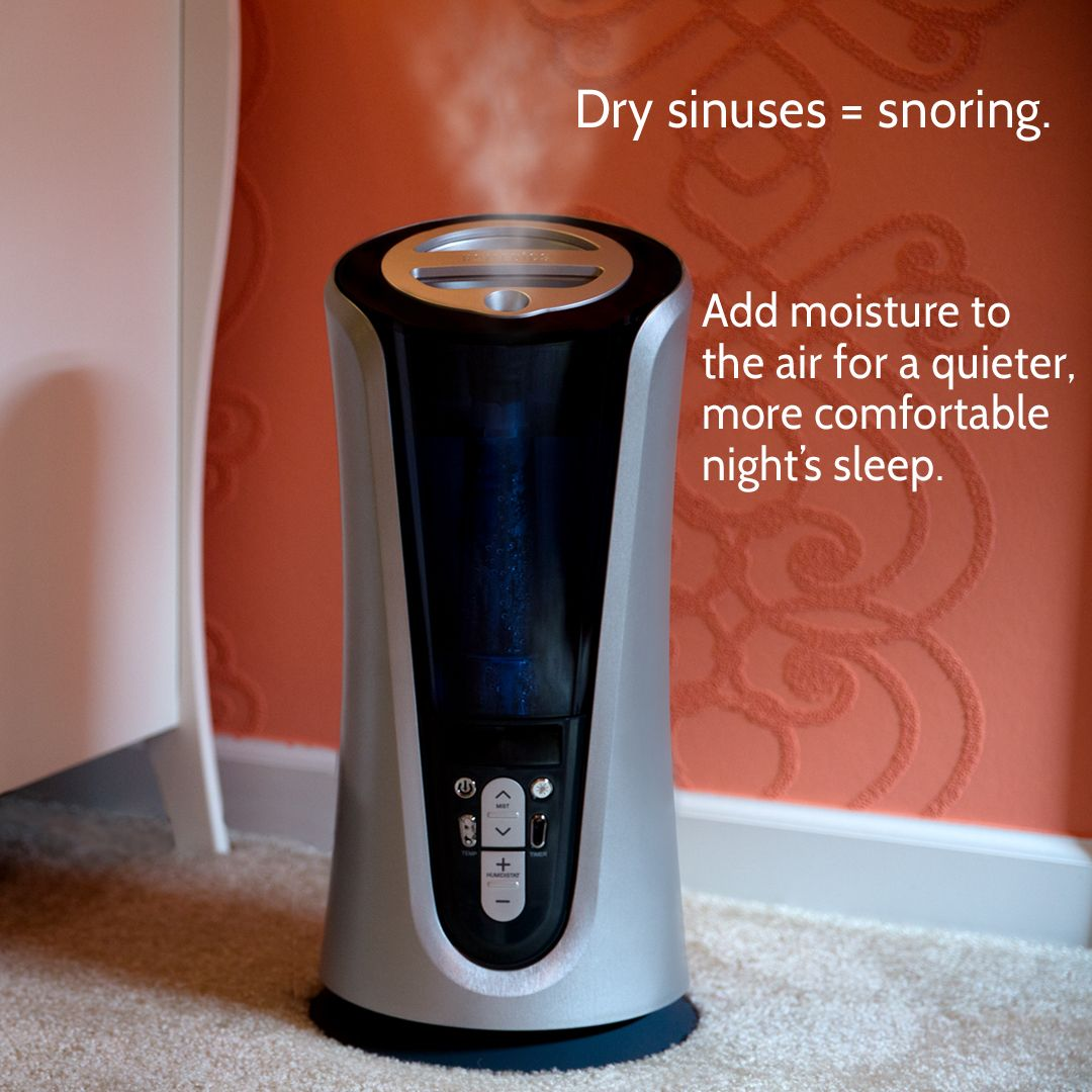 About Humidifiers HoMedics® (With images) Dry sinuses