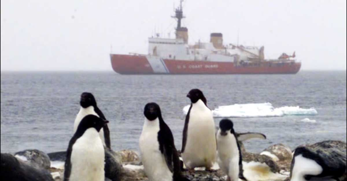 From Rescue to Resupply, These Polar-Class Icebreakers Make Arctic Passage Possible | The Veterans Site Blog