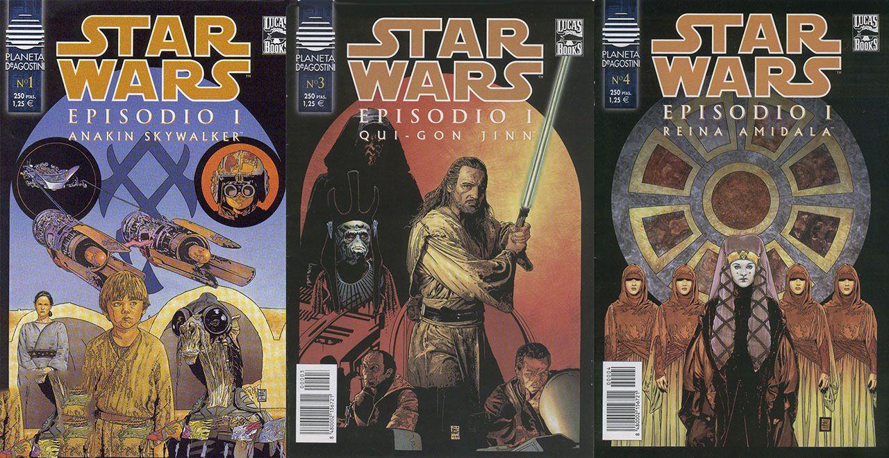 Star Wars - Adaptaciones de las películas y Especiales (37 num.)