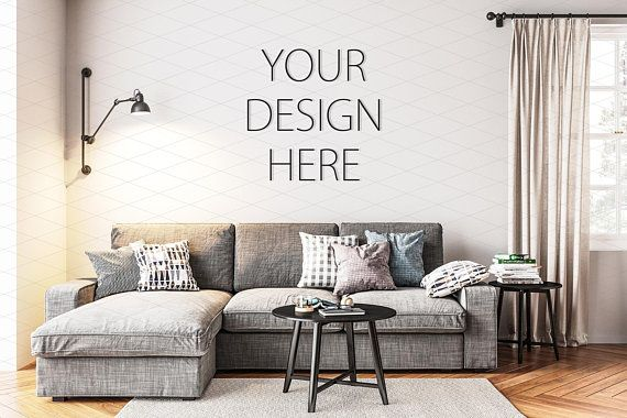 free interior mockup artwork background blank wall on walls coveralls website id=70229