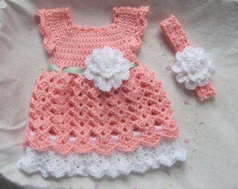 Free Crochet Patterns Baby Dress For Christmas Google
