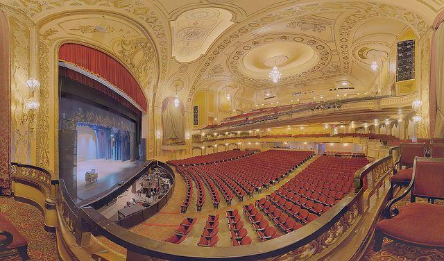 Orpheum Theatre Omaha Nebraska Nebraska Opera House Theatre