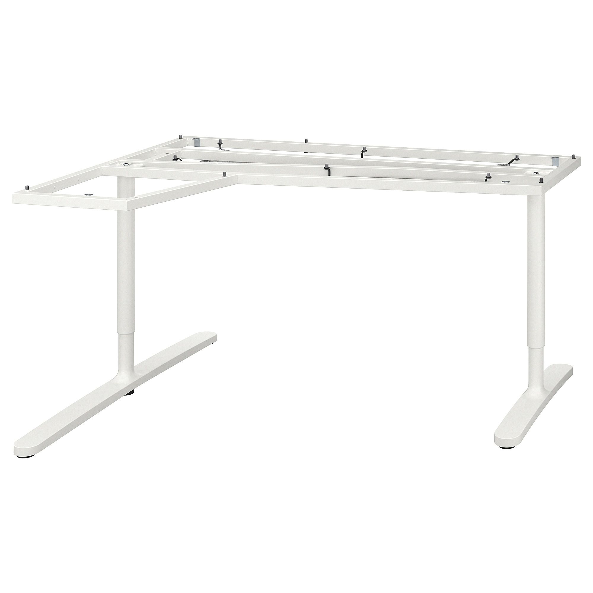 Bekant Underframe For Corner Table Top