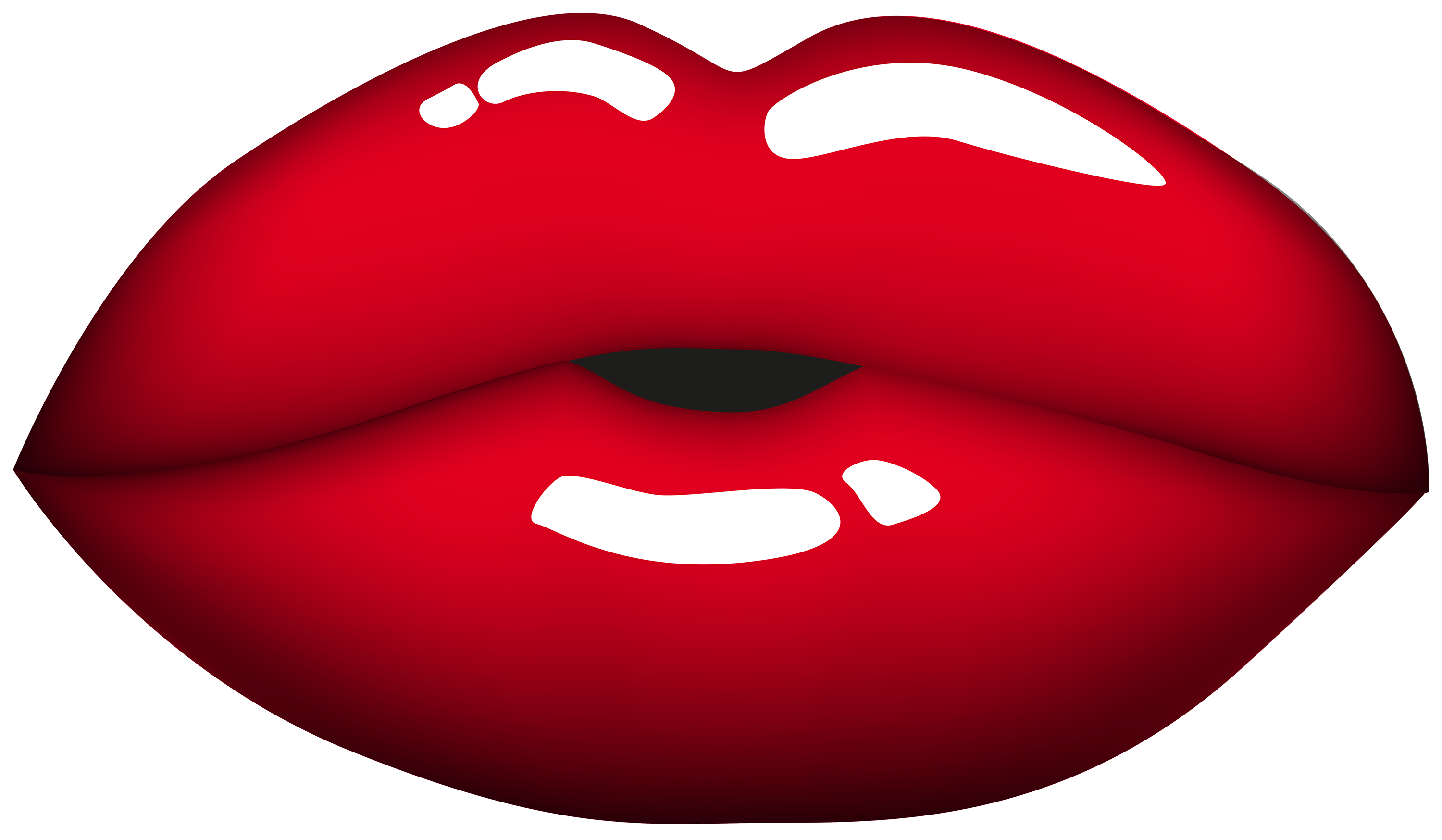 Red Mouth PNG Clipart | Eyes, lips and other body parts ...