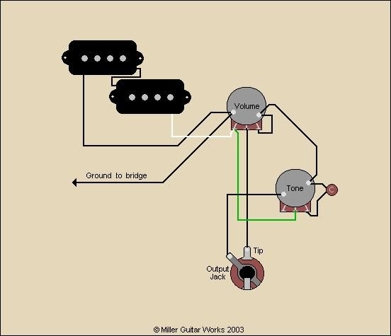 P Bass Circuit Diagram Enthusiast Wiring Diagrams