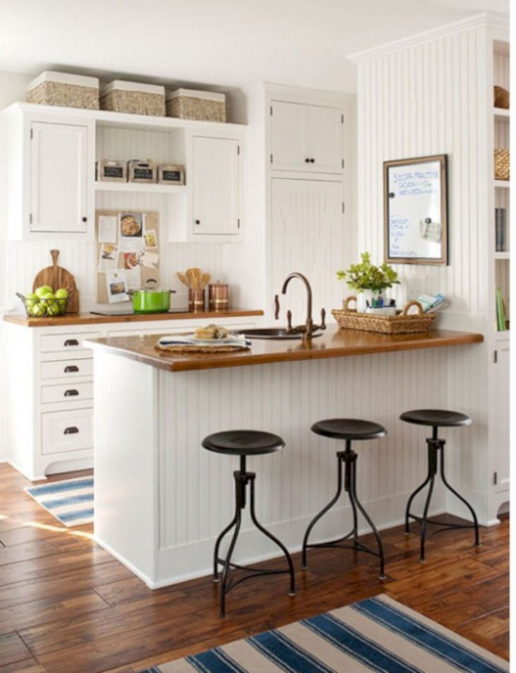 Amazing Small Kitchen Ideas For Small Space 15 Small spaces