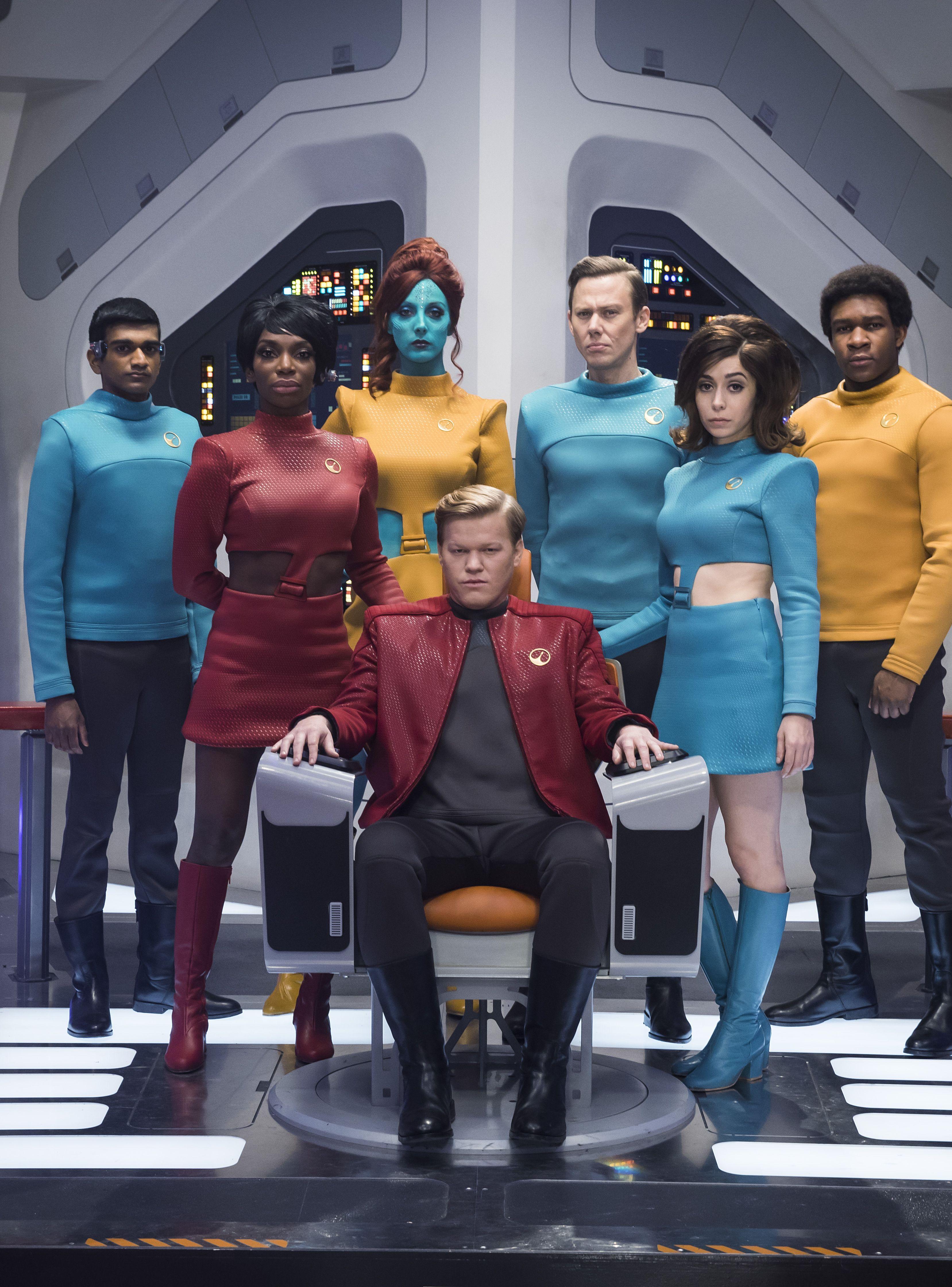 Black Mirror Season 4, Episode 1 Recap: