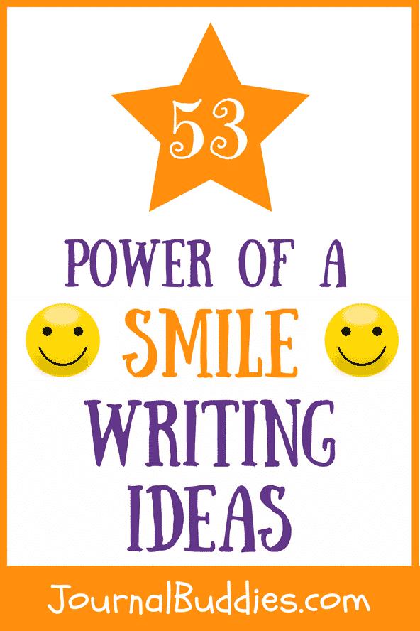 Writing Smiles & Laughing