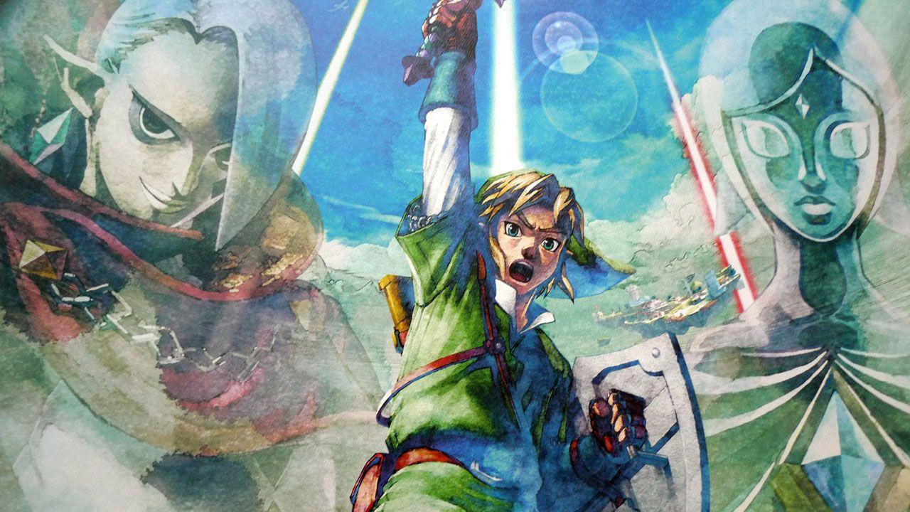 Skyward Sword Zelda Skyward Skyward Sword Legend Of Zelda
