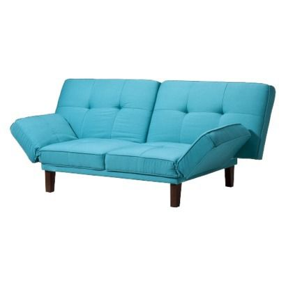 Teal Futon Sofa Bed From Target