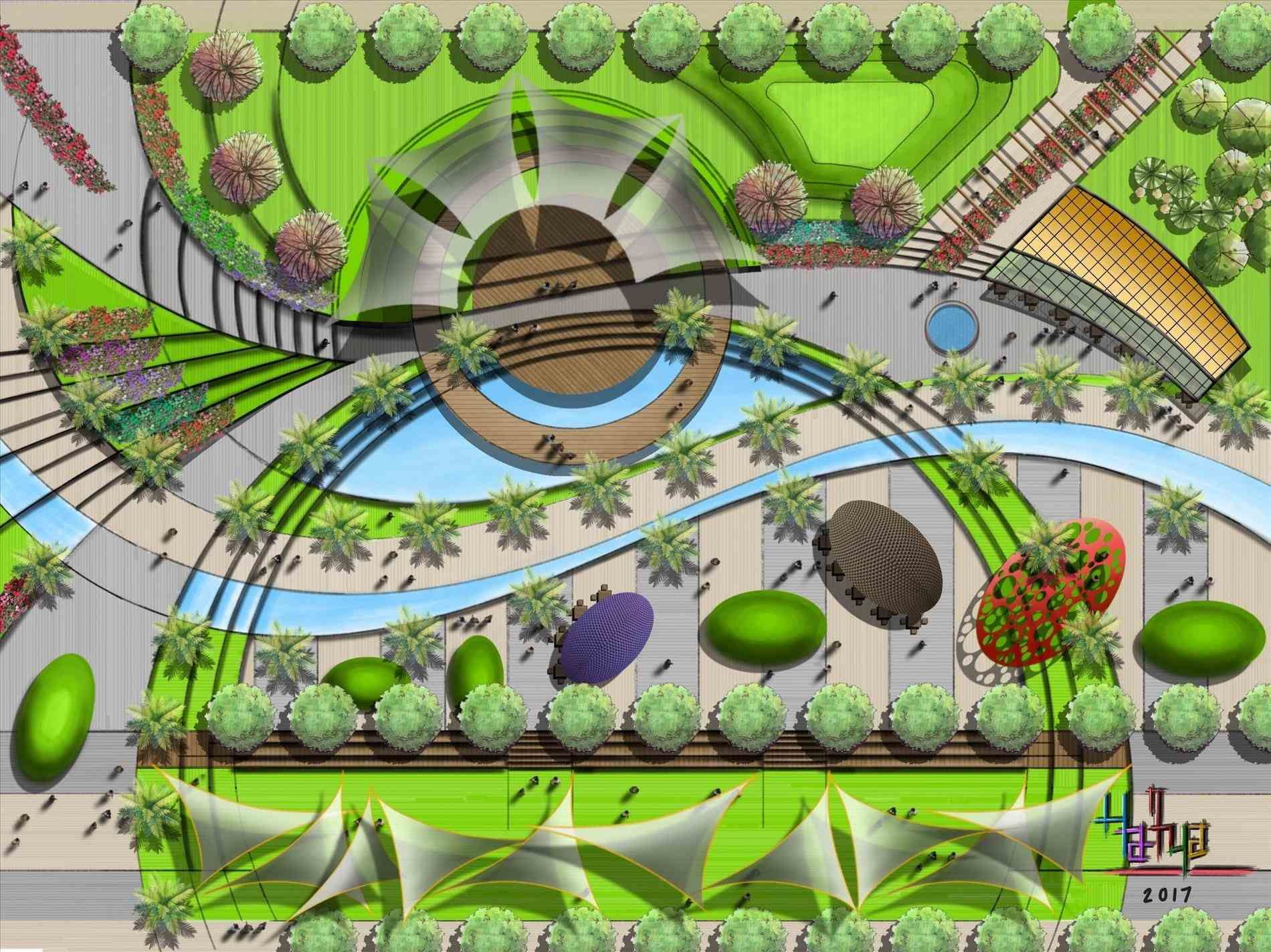 Park Landscape Design Ideas Peyzaj Mimarisi Tasarimlari Peyzaj Mimarisi Peyzaj Tasarimi