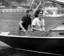 John & Jackie sailing