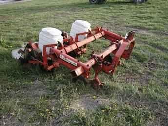 Allis Chalmers No Till Planter 2 Row Corn Planter Project