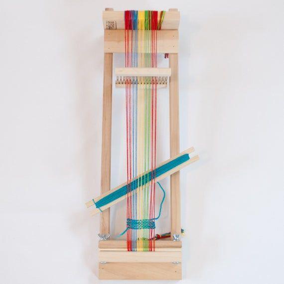 Beginners Rigid Heddle Loom 4 inch RH-4 image 3