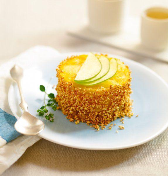 Un dessert léger et joli à regarder !