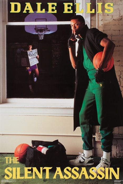 5eabdff15a6cf9 18 ultra-cool vintage NBA posters of the 80 s