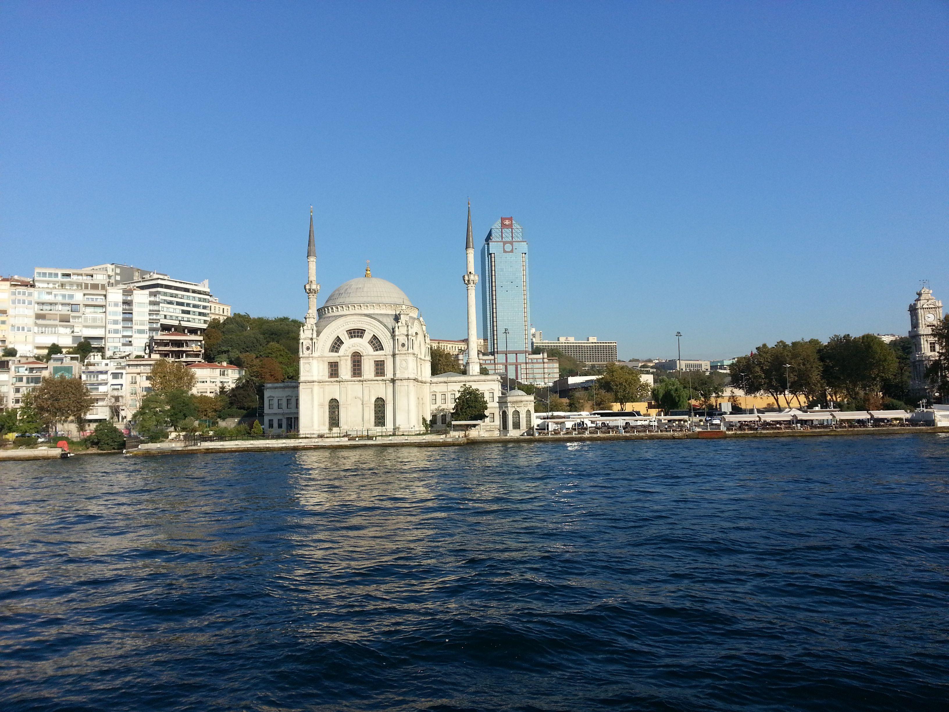Cidade da Turquia do lado Asiatico-Asia menor