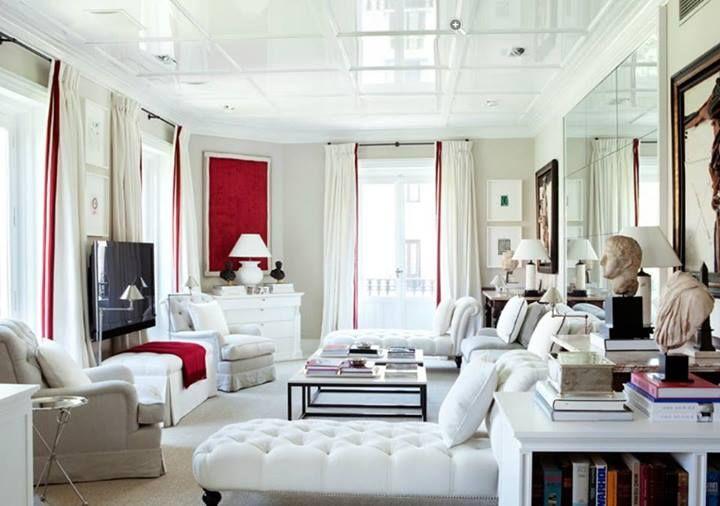 Luis Bustamanteu0027s stylish, symmetrical, classical and modern - interieur design studio luis bustamente