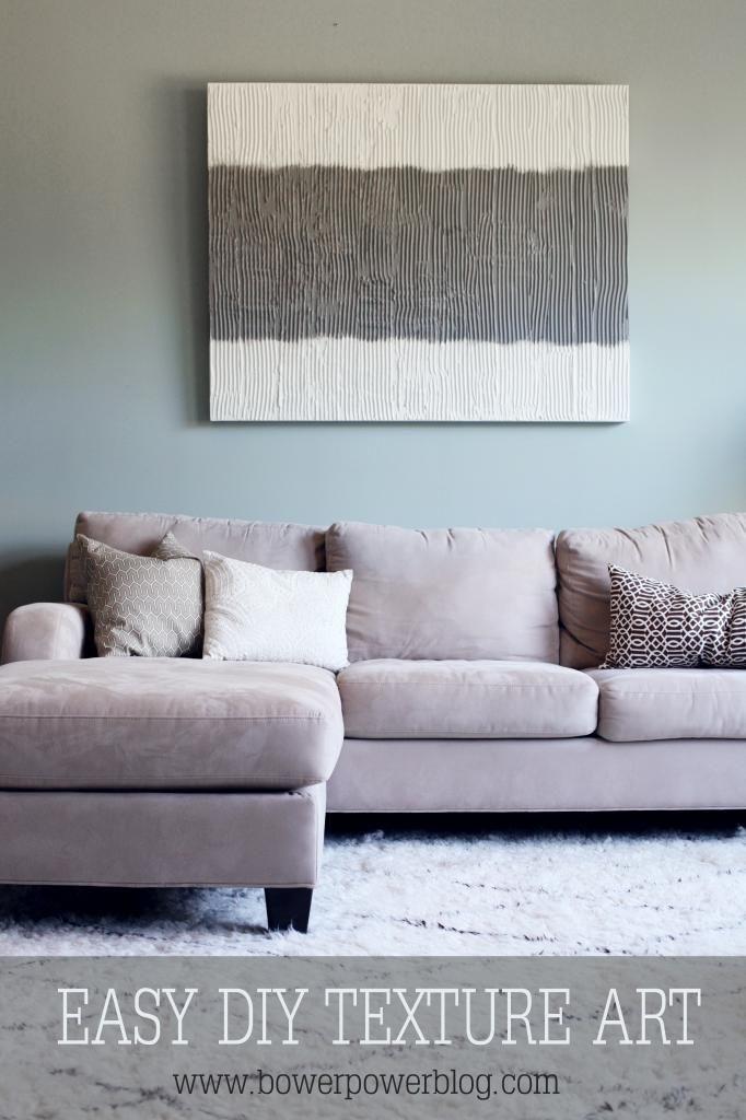 Dumpster Texture Art Master Bedroom Dresser And Canvases