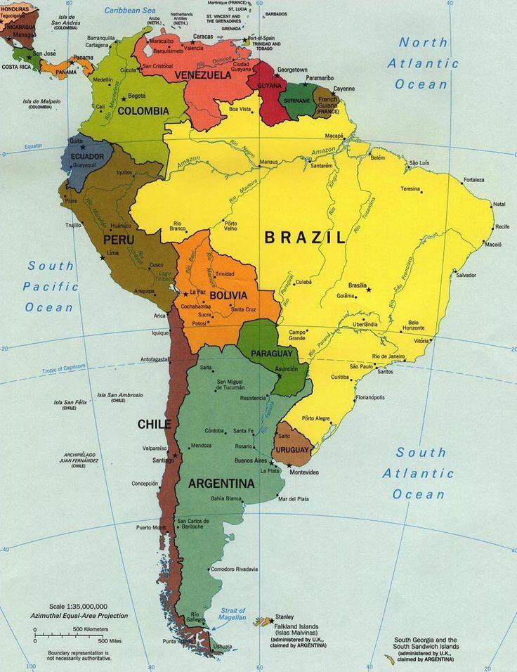 South Amrica Brazil Tudo Brasil Pinterest Brazil South