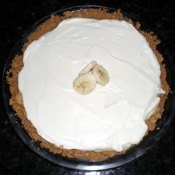 Banana Pie #bananapie