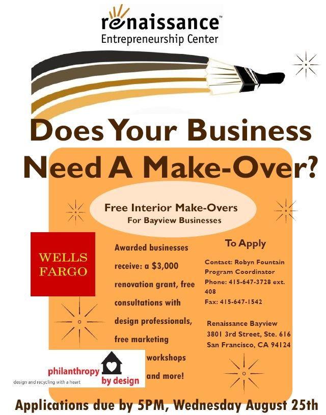 small business loan panel discussion workshop flyer - Google Search