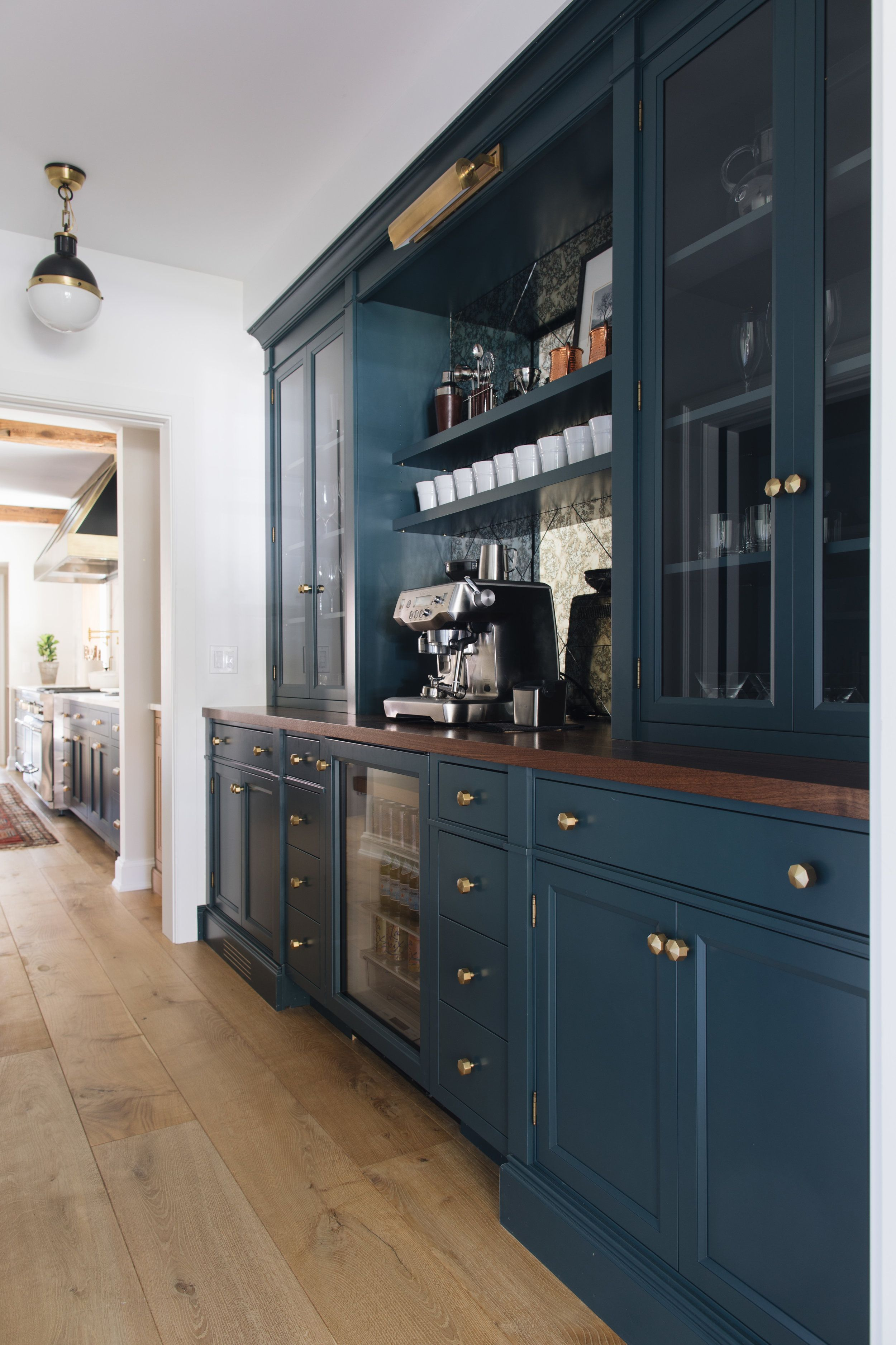 Pin von Emily A. Clark - Interior Design Blogger auf Kitchens + ...